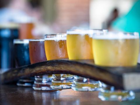 캘리포니아주 파소 로블스의 수제 맥주