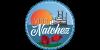 나체즈 공식 여행 로고